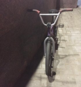 Велосипед BMX звоните