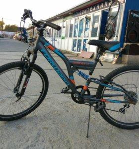 Велосипед CRUNCER 1.0 подростковый, новый!