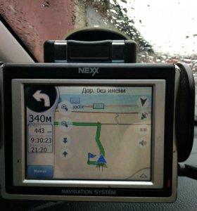 Навигатор NEXX