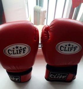 Боксерские перчатки Cliff