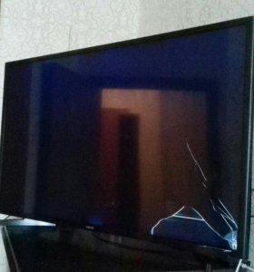 Телевизор Samsung на запчасти
