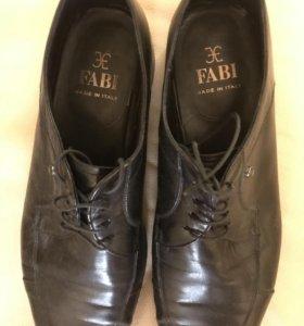 Мужские туфли Fabi (Италия)