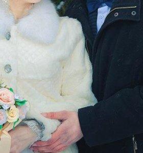 Букет невесты на заказ из полимерной глины
