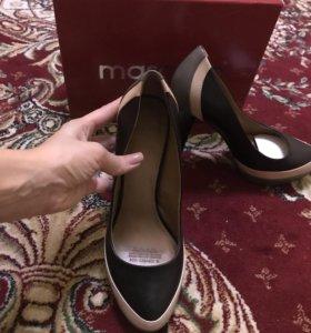 Продам новые туфли Mascotte 40