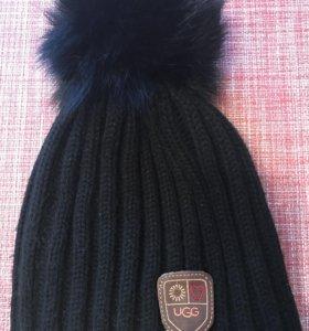 Зимняя шапка UGG