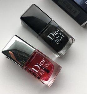 Лаки для ногтей Dior