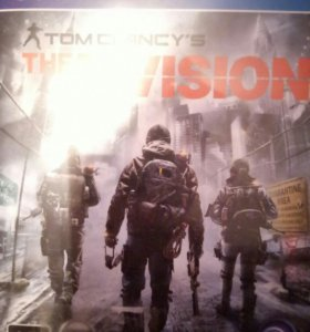 the Division. на ps4