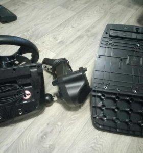 Игровой руль Logitech G25