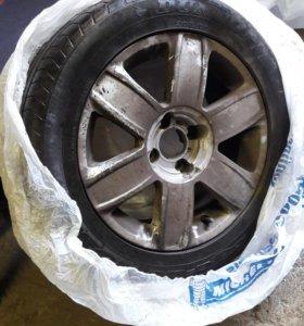 Dunlop резина и диски