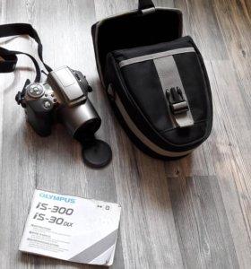 Плёночная зеркалка. Olympus IS-300