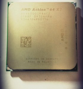Процессор AMD Athlon»64 X2