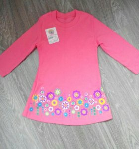 Новое платье 92-98см