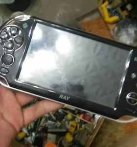 PSP сенсорная на детали