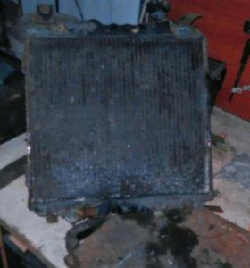 Радиатор хонда цивик ферио