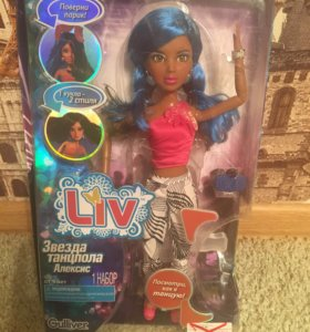 Кукла Liv