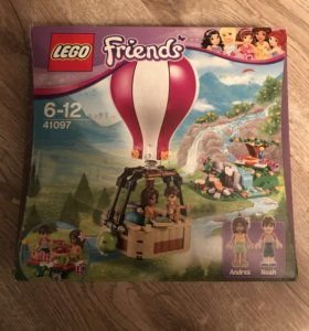 Lego Friends воздушный шар
