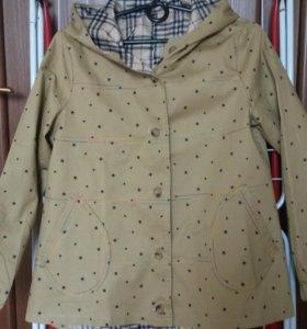 Куртка (ветровка) х/б летняя