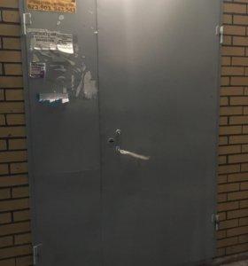 Дверь входная подьездная