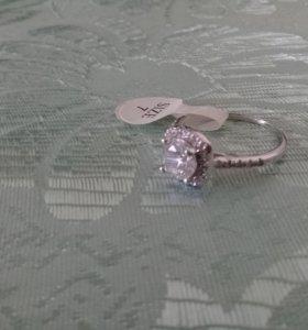 Кольцо женское с фелонитом 7 размера новое