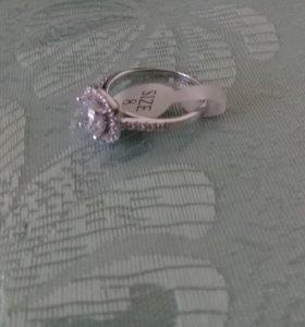 Кольцо с феонитом 8 размер новое