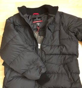 "Куртка мужская пуховик""Victorinox""Швейцария"