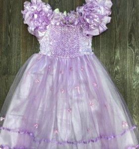 Платье 6-7 лет
