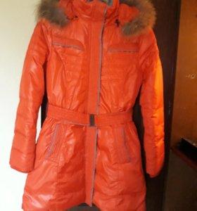Пальто новое подростковое
