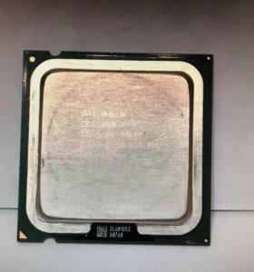 Процессор Intel Celeron 2.66 ghz