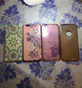Чехольчики для IPhone 6