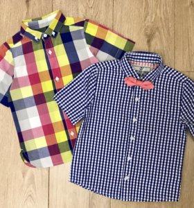 Рубашки 3-4 года (104 см)