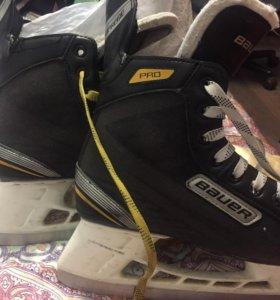 Коньки хоккейные 20 -22 см
