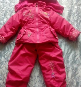Новая курточка и штанишки