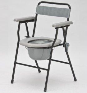 Туалет-стул складной
