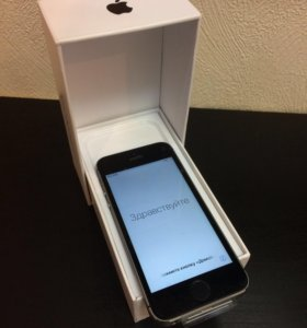 iPhone 5s 16 space gray