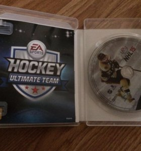 Игра «NHL 15» для PS3