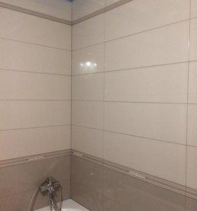Ремонт квартир,ванны под ключ.