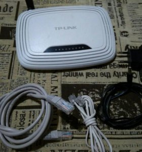 Wifi маршрутизатор TP-LINK TL-WR740N