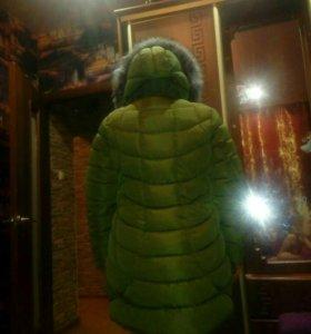 Куртка зима жен