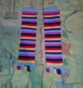 Носки на девочку