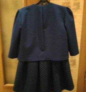 Школьный костюм на девочку.