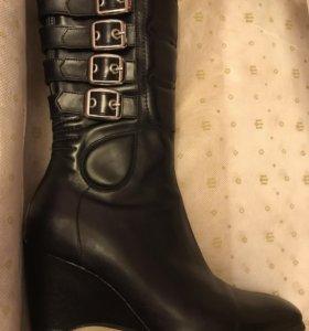 Мотоботы женские ICON Bombshell Boot Black, НОВЫЕ
