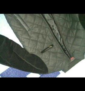 Продам новую мужскую куртку демисезонная