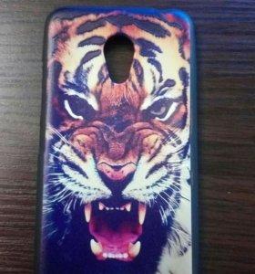 Накладка на телефон meizu m3s mini