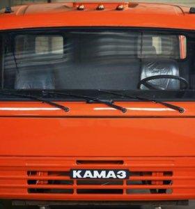 Покраска грузовиков и спец техники