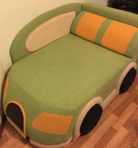 СРОЧНО!!! Детская кровать-диван