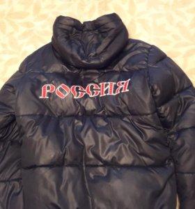 Куртка рост 158