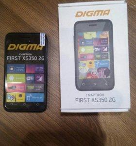 Телефон DIGMA