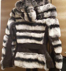 Куртка меховая (шиншила)