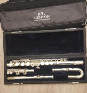 Флейта Roy Benson для начинающих