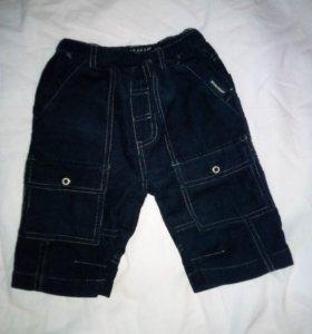 Чёткие штаны для супермалыша